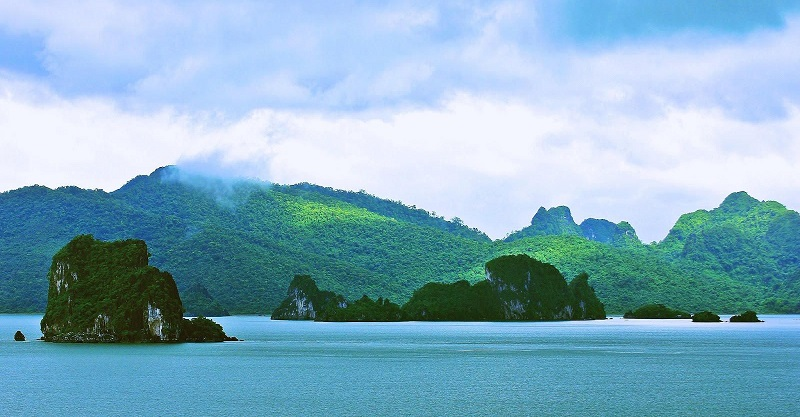 Voyage baie d Halong